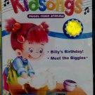 DVD Kidsongs Music Video Stories Vol.23&24 English Sub Region All