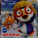 DVD ANIME Pororo The Little Pengiun Let´s Play Together English Audio English sub