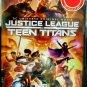 DC Universe Movie Justice League Teen Titans Anime DVD