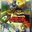 DC Movie Batman Unlimited Animal Instincts Anime DVD