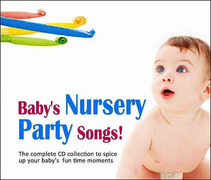 Baby´s Nursery Party Songs (3CD)