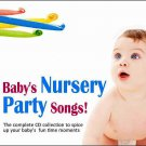 Baby´s Nursery Party Songs (3CD)