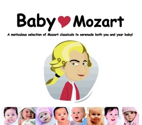 Baby Love Mozart (2CD)