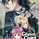 DVD ANIME Chaos Child Vol.1-12End Complete TV Series Region All English Dubbed