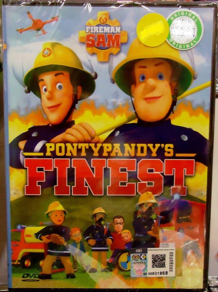 Fireman Sam Pontypandy´s Finest Anime DVD
