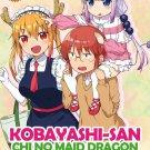 DVD Kobayashi-san Chi no Maid Dragon Vol.1-13End Anime TV Series English Dubbed
