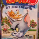 Tom and Jerry Fur Flying Adventure Movie Anime DVD