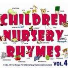 Children Nursery Rhymes Vol.4 (3CD)