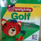 Brainy Baby Sportybaby Golf DVD