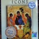 CONTEMPLATING ICONS An Introduction To Icons And Prayer DVD English audio English sub