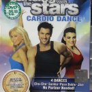 Dancing With The Stars Cardio Dance DVD English audio