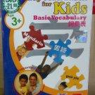Easy Mandarin for Kids Basic Vocabulary DVD