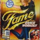 Fame Dance Workout DVD English audio