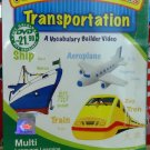 Fun Learning For Kids Transportation (Multi Language Learning) DVD
