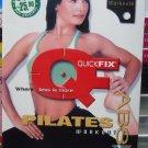Pilates Workout Quickfix DVD English audio