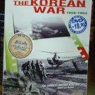 World War II The Korean War 1950-1953 DVD English audio