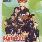 DVD HAIKYUU Season 1-3 Vol.1-60End + 2 Movie English Sub Japanese Anime Box Set