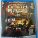 DEATH RACE Extended Version Jason Statham Blu-ray Multi Language Multi Sub
