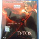 D-TOX Sylvester Stallone Blu-ray Multi Language Multi Sub