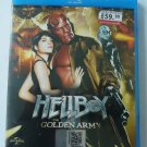 HELLBOY The Golden Army Blu-ray Multi Language Multi Sub