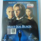 MEET JOE BLACK Brad Pitt Anthony Hopkins Blu-ray Multi Language Multi Sub