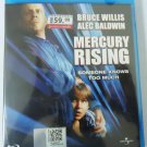 MERCURY RISING Bruce Willis Alec Baldwin Blu-ray Multi Language Multi Sub