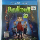 PARANORMAN Anime Blu-ray 3D + Blu-ray Multi Language Multi Sub