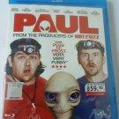 PAUL Simon Pegg Blu-ray Multi Language Multi Sub