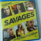 SAVAGES Oliver Stone Blu-ray Multi Language Multi Sub