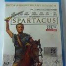 SPARTACUS 50th Anniversary Edition Kirk Douglas Blu-ray Multi Language Multi Sub