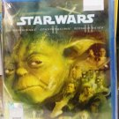 STAR WARS Episode 1,2,3 (3 Disc set) Blu-ray Multi Language Multi Sub