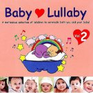Baby Love Lullaby Vol.2 (2CD)