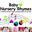 Baby Love Nursery Rhymes (2CD)