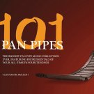 101 Pan Pipes The Biggest Pan Pipes Music Collection (6CDs)