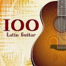 100 Latin Guitar Great Flamenco Acoustic Instrumental Music 5CD Singapore EDT