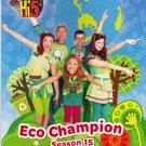 DVD Hi-5 Eco Champion 5 Episodes Australia Series Season 15 Region All