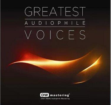 Greatest Audiophile Voices 2CD Jazz Bossa Nova DW Mastering 24bit 96kHz