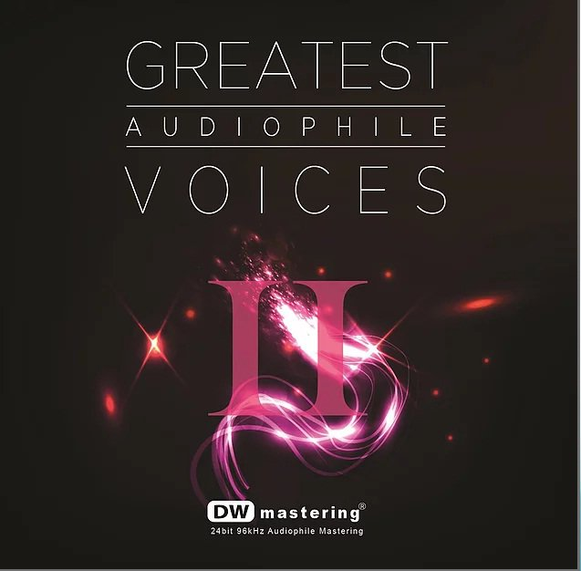Greatest Audiophile Voices II 2CD Jazz Bossa Nova DW Mastering 24bit 96kHz