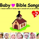 Baby Love Bible Songs Vol. 2 (2CD)