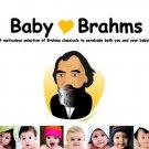 Baby Love Brahms (CD)