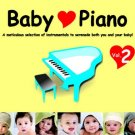 Baby Love Piano Vol. 2 (2CD)