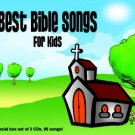 Best Bible Songs For Kids (3CD)