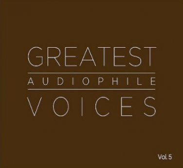 Greatest Audiophile Voices Vol.5 (CD) DW Mastering 24bit 96kHz Audiophile Mastering