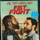 FIST FIGHT Ice Cube Charlie Day Blu-ray Multi Language Multi Sub