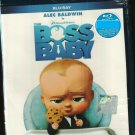THE BOSS BABY Alec Baldwin Blu-ray Multi Language Multi Sub