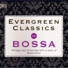 Evergreen Classics In Bossa Nova Jazz 2CD New Vintage Pop Monique Kessous