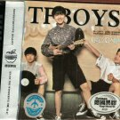 TFBOYS yin huo san san 萤火闪闪 German Vinyl Records 3CD