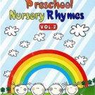 My Favourite Preschool Nursery Rhymes vol.2 (2CD)