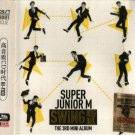 Super Junior Swing The 3rd Mini Album + Greatest Hits 3CD