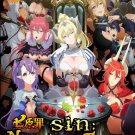 DVD Sin Nanatsu no Taizai Vol.1-12End Seven Mortal Sins Anime Uncut English Sub